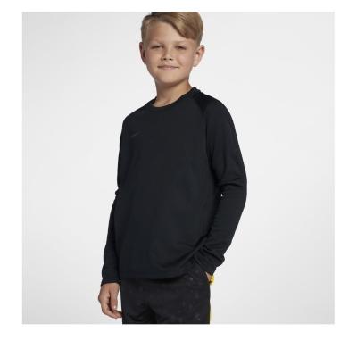 Bluza sport Nike Academy pentru baietei negru
