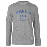 Bluza sport ONeill Laid Back pentru Barbati argintiu
