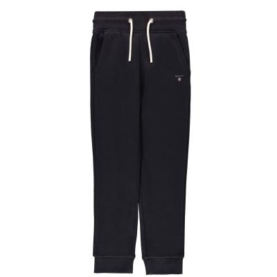 Pantaloni Gant Original Sweat bleumarin
