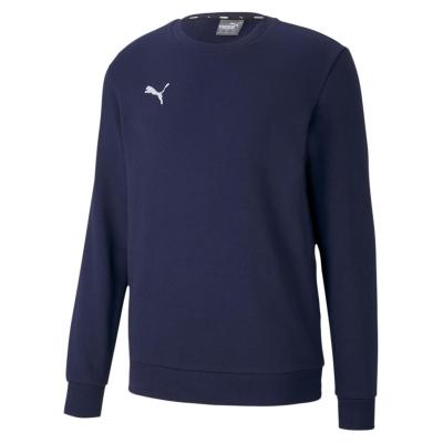 Bluza sport Puma TG23 CrwNck pentru barbati albastru bleumarin