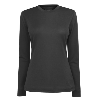 Bluza termala Campri pentru Femei gri carbune