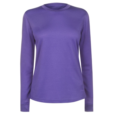 Bluza termala Campri pentru Femei mov