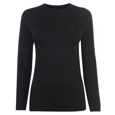 Bluza termala Nevica Banff pentru Femei negru