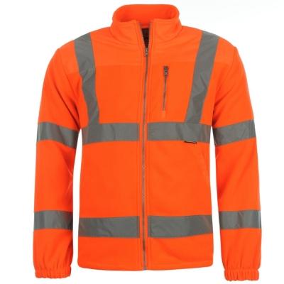 Bluze Jacheta Dunlop reflectorizant pentru Barbati portocaliu