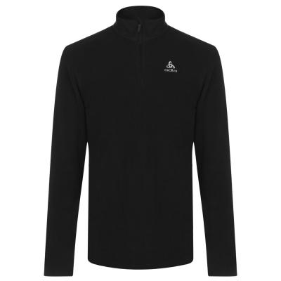 Bluze Jacheta Odlo Bern pentru Barbati negru