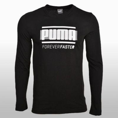 Bluza cu maneca lunga Puma Barbati
