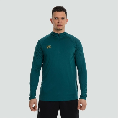 Bluze Canterbury 1st Layer pentru Barbati verde