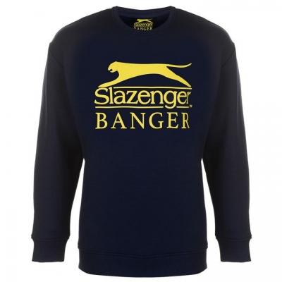 Bluza de trening Slazenger Banger Logo bleumarin