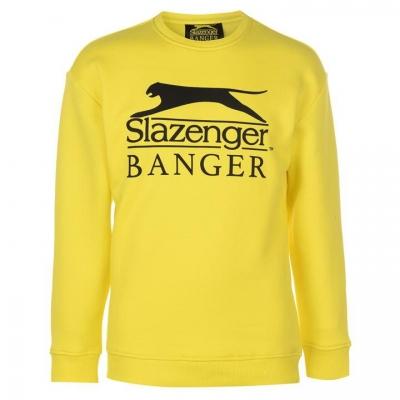 Bluza de trening Slazenger Banger Logo fosforescent