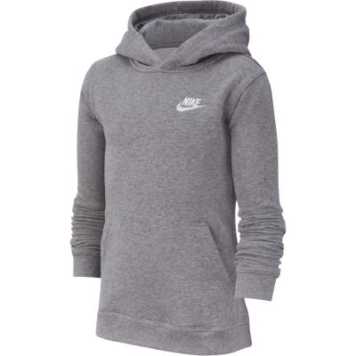 Pulovere Hanorac Nike Sportswear Club pentru baietei gri