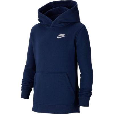 Pulovere Hanorac Nike Sportswear Club pentru baietei bleumarin