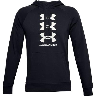Bluze de hanorac Under Armour Rival pentru Barbati negru