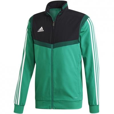 Bluza de trening Adidas Tiro 19 Presentation verde DW4788 copii teamwear adidas teamwear