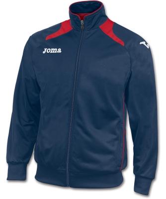 Bluze de trening Joma Poly-tricot Champion II bleumarin-rosu