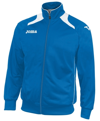 Bluze de trening Joma Poly-tricot Champion II Royal-alb