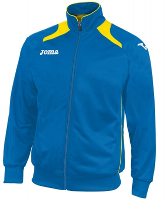 Bluze de trening Joma Poly-tricot Champion II Royal-amaril albastru roial galben