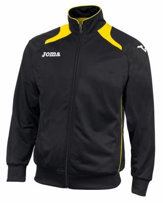 Bluze de trening Joma Poly-tricot Champion II Man Neg-amar negru