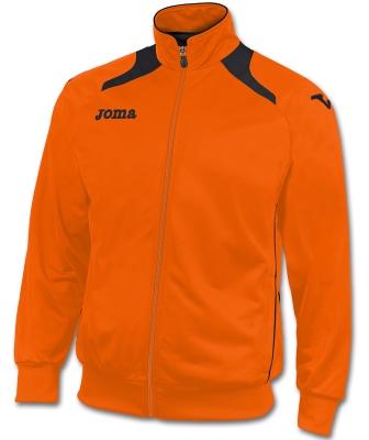Bluze de trening Joma Poly-tricot Champion II Man Orange portocaliu