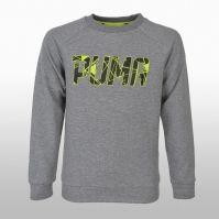 Bluze de trening Puma Sports Style Crew Sweat Baietei