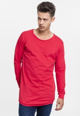Bluze fashion cu maneca lunga foc-rosu Urban Classics