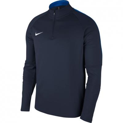 Bluza cu maneca lunga Nike Dry Academy 18 Drill bleumarin 893624 451 pentru barbati
