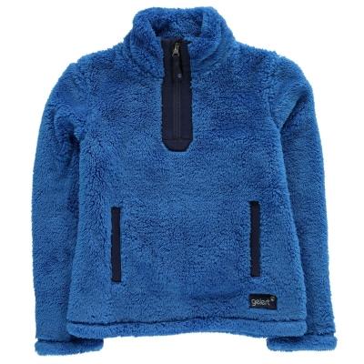 Bluze Gelert Yukon Micro pentru fetite albastru
