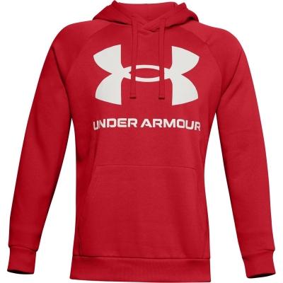 Bluze Hanorac Under Armour Armour Rival rosu