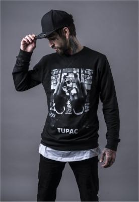 Bluze hip hop cu artisti PAC negru Mister Tee