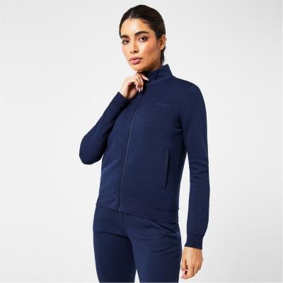 Bluze LA Gear cu fermoar pentru Femei bleumarin