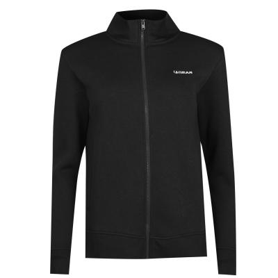 Bluze LA Gear cu fermoar pentru Femei negru