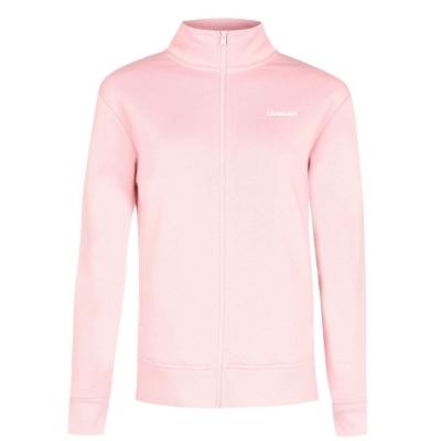 Bluze LA Gear cu fermoar pentru Femei rose roz