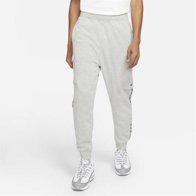 Bluze Pantaloni Cargo Nike Repeat pentru Barbati inchis gri