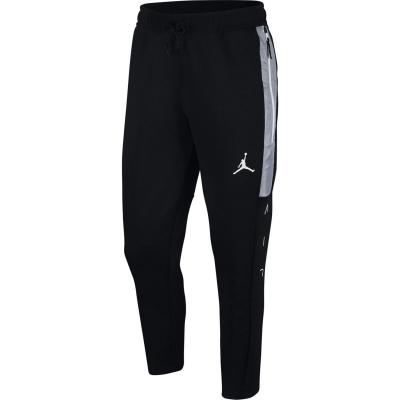 Bluze Pantaloni jogging Air Jordan pentru Barbati negru