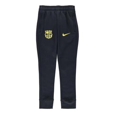 Bluze Pantaloni jogging FC Barcelona FC Barcelona Juniors negru