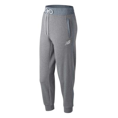 Bluze Pantaloni jogging New Balance pentru Femei gri