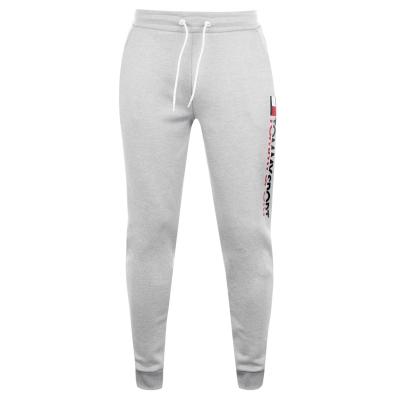 Bluze Pantaloni jogging Tommy Sport Tommy Sport HBR gri deschis