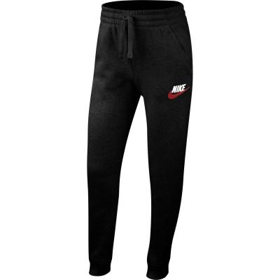 Bluze Pantaloni Nike Sportswear Club Big pentru Copii negru rosu