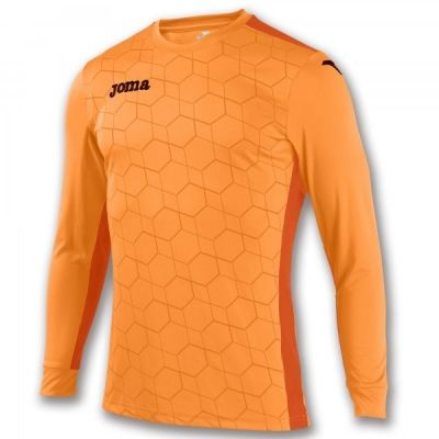 Bluze portar fotbal Joma Derby II Orange cu maneca lunga portocaliu
