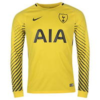 Bluze portar fotbal Nike Tottenham Hotspur Home 2017 2018