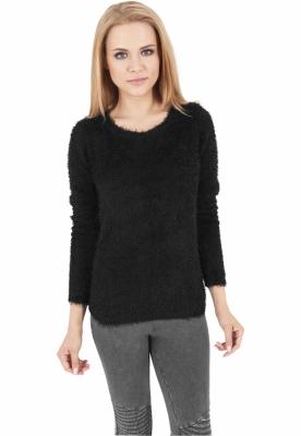 Bluze pufoase femei negru Urban Classics