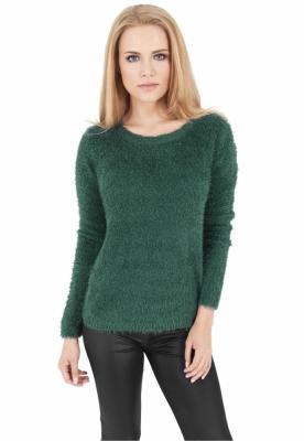 Bluze pufoase femei verde Urban Classics