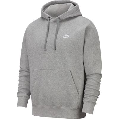 Bluze Pulovere Hanorac Nike Sportswear Club pentru Barbati gri