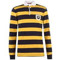 Bluze rugby Howick menta auriu