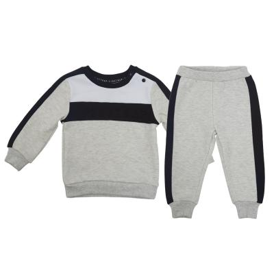 Bluze Set bebelusi Firetrap cu captuseala pentru baieti gri