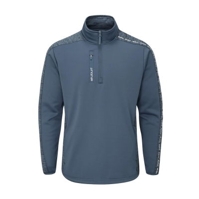 Bluze Stuburt albastru gri