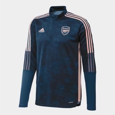 Bluze trening adidas Arsenal imprimeu Graphic pentru Barbati legend albastru