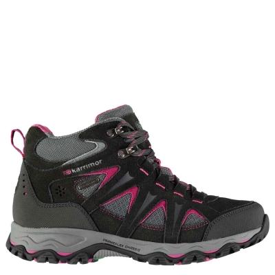 Bocanci Karrimor Mount Mid pentru Femei negru roz