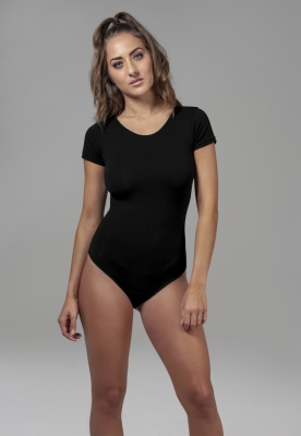 Body cu sireturi pentru Femei negru Urban Classics