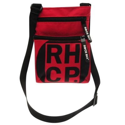 Borseta Official Rocksax rhcp rosu sq
