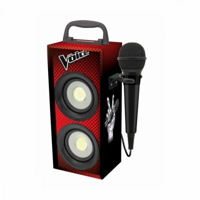 Boxa Portabila Copii Cu Bluetooth Si Microfon 4 W Vocea Romaniei